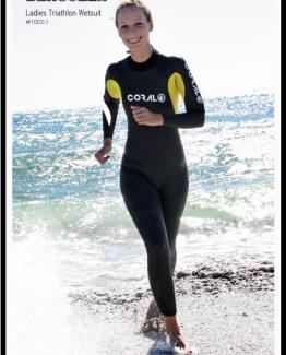 Ladies Triathlon Suit