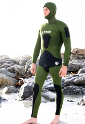 Predator Spearfishing Wetsuit Available At Coral Wetsuits